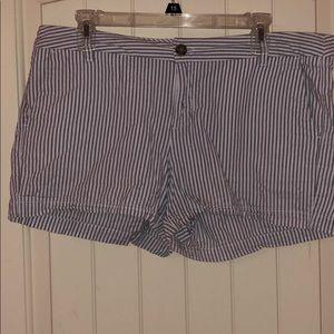 Searsucker Shorts